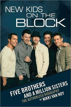 Nikki Van Noy takes an intimate look back at the boy band New Kids on the Block, from their rise to fame in the '80s to their breakup in the '90s and recent comeback, in New Kids on the Block: Five Brothers and a Million Sisters.