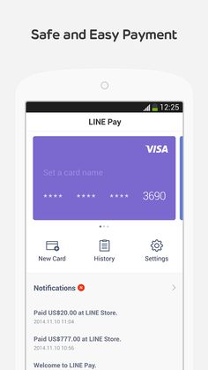 Line Pay - Dedicated Android App
