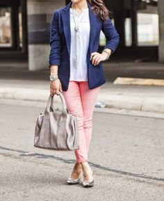 Diary of a Southern Shopper: The Girl with the Pink Pants