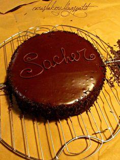 Sacher Torte ricetta di Ernst Knam