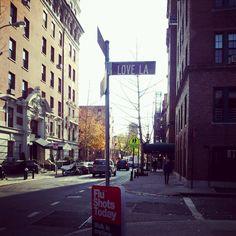 Love La, Downtown Brooklyn