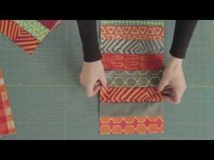 Have You Heard Of The Easy And Beautiful Coin Quilt? Learn To Make It Here! – Crafty House