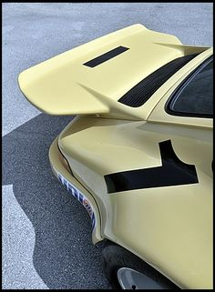 S116 1974 Porsche 911 RSR IROC  The Emerson Fittipaldi Car Photo 8