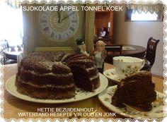 SJOKOLADE KOEKE Flan Cake, South African Recipes, Chocolate Cakes, Afrikaans, Kos, Coffee Cake, Cookie Recipes, Delicious Desserts, Sweet Treats