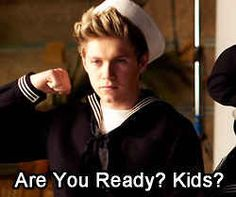 Niall is the Captain of your ship | Signs That You Are Definitely A Larry Stylinson Shipper