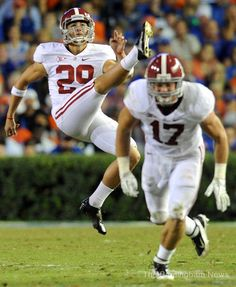 Tide punter Cody Mandell's busy day draws praise from Nick Saban