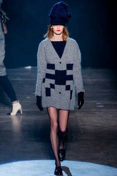 Band of Outsiders A/W 2013-2014