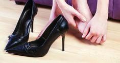 Truque caseiro para amaciar os sapatos que machucam