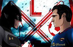Batman v Superman: Ahora el duelo es en la cancha de fútbol ¿De qué lado estás? | Cómics