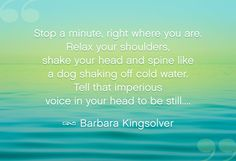 Quotes to Destress - Stress Quotes - Relaxation Sayings - Oprah.com