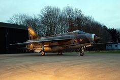 English Electric Lightning XS904 #plane #1960s