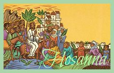 Entrada Triunfal de Cristo