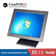 Chain store epos system /POS system/pos terminal 15 inch TFT LCD All in one pos Pc with customer display pos2116  — 15132.88 руб. —