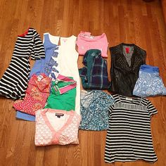 Goodwill thrift haul // Lululemon -express - vineyard vines - Lilly Pulitzer - Michael Kors - VS Pink
