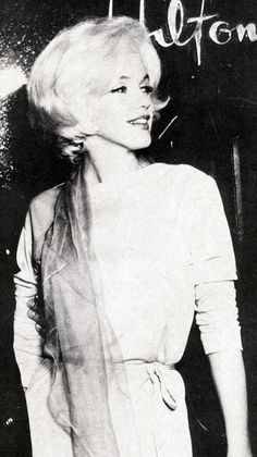 An older Marilyn, in her mid 30's I'd imagine; about the same era she sang for the president. She was maturing.