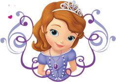 A Princesa Sofia 3 - Cia dos Gifs Princess Sofia Birthday, Sofia The First Birthday Party, Princess Party, Holly Hobbie, Mickey Mouse, Hello Kitty, Gata Marie, Lalaloopsy, Cartoon Wallpaper
