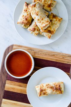 Baked Chicken Egg Rolls | cooking ala mel by cookingalamel, via Flickr