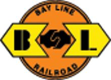 Bay Line Railroad (BAYL) is one of several short line railroad companies owned by Genesee & Wyoming Inc. It operates between Panama City, Florida, and Dothan, Alabama, including a branch from Grimes to Abbeville, Alabama, reached via trackage rights on CSX's Dothan Subdivision between Dothan and Grimes. The line interchanges with CSX's P&A Subdivision at Cottondale, Florida, and their Dothan Subdivision at the trackage rights section near Dothan, Alabama.