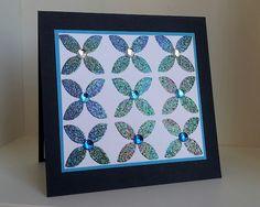 Like it? LOVE IT!  Blue bling
