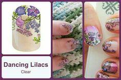 #DancingLilacsJN Shop at https://jamminmomma79.jamberry.com/ #angiesjammies #manicure #naildesign #nailart #nailwraps #nails #diy