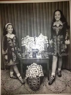 Old style costumes