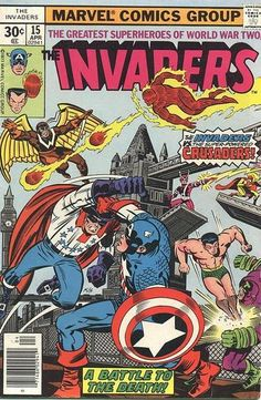 """COMIC URBAN LEGEND: Freedom Fighters and The Invaders had an unofficial crossover. STATUS: True Remember the past installment of Comic Book Urban Legends Revealed about how the Avengers and the Justice League had a couple of """"unofficial"""" crossovers between Roy Thomas and the Justice League writers, with the end result being the Squadron Supreme? Well, …"""
