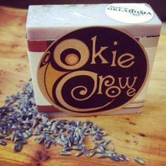 Okie Crowe Patchouli Lavender #handmade #madeinoklahoma #oklahoma