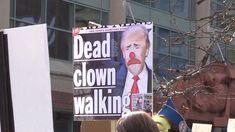 "HILARIOUS: Buffalo anti-Trump protestors explain why they hate ""The Donald"""