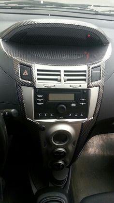 Toyota Yaris en carbono