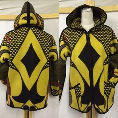 BASOTHO Blanket Jacket by WEISS CapeTown