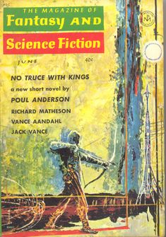Fantasy and Science Fiction 1963-06