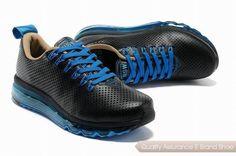 cheaper f210b 2aa0d nike air max 2013 ii mens black blue track shoes p 2314