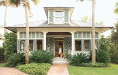Aiken Street - | Southern Living House Plans  Crowsnest - eaves/roof