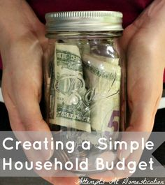 Show Me the Money – Building a Budget