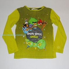 ANGRY BIRDS bavl.triko Second Hand Online, Angry Birds, Graphic Sweatshirt, Sweatshirts, Sweaters, Fashion, Moda, Fashion Styles, Trainers