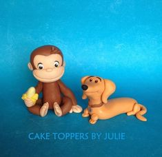Curious George Cake & Cupcake Toppers Curious George Cake & Cupcake Toppers The post Curious George Cake & Cupcake Toppers appeared first on Paris Disneyland Pictures. Curious George Party, Curious George Cakes, Curious George Birthday, Curious George Cake Topper, Dinosaur Birthday Party, Baby First Birthday, First Birthday Parties, First Birthdays, Birthday Ideas