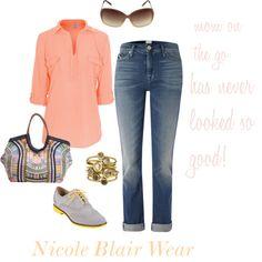 Stylish Mom by nicoleblairwear on Polyvore Styled by @Nicole Blair WEAR www.facebook.com/NicoleBlairWear www.nicoleblairwear.com