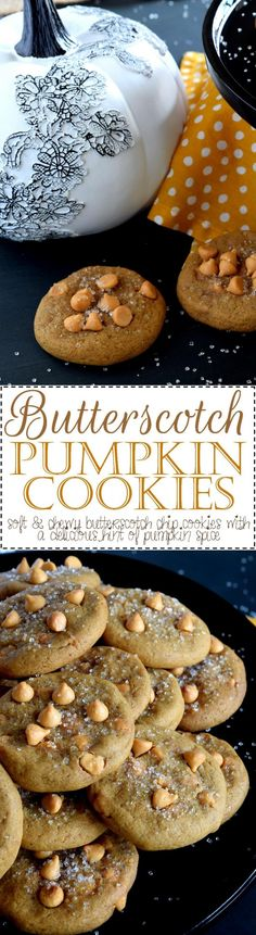 Delectably moist and sweet; Butterscotch Pumpkin Cookies are everything fall should be – soothing, comforting, and flavourful! Butterscotch is not something I have often, but there was a time when butterscotch was a flavour that I would crave constantly. Do…