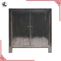 chinese oriental old distressed storage living room furniture