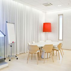 Alberga B-talo Meeting Rooms, Offices, Parks, Conference Room, Business, Table, Furniture, Home Decor, Decoration Home