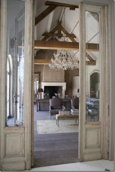 French interior décor