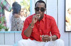 Diddy - Sean Paul Combs And Cigar Life-Cigar&Fashion Every Time