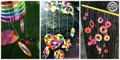 homemade outdoor ornaments