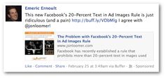 How to Get 13 Cents Per Click with Facebook Domain Sponsored Stories