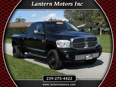 2008 Dodge Ram 3500 4x4 Quad Cab For In Ft Myers Fl 33907