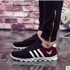 nice Armani sport shoes