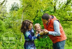 Family session, fun shoot, outdoors photography