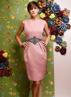 Vestido Rosa.