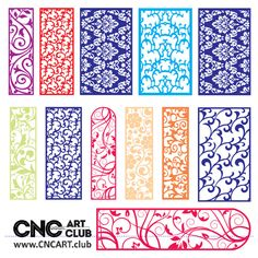 46 Best Download pattern and Ornaments for CNC images in 2018 | Cnc