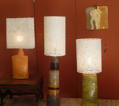 Lamps by Suki Diamond